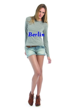 T-Shirt in Berlin drucken