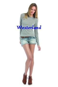 T-Shirt in Westerland drucken